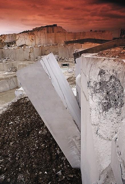 imagen cantera marmoles marin